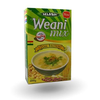 Ittrade - Weani Mix 24 x 400 g - Africa Ghana